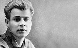 Поэт Сергей Есенин (1895-1925)