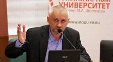 Владимир Шаповалов, политолог, заместитель директора Института истории и политики Московского Педагогического Государственного Университета