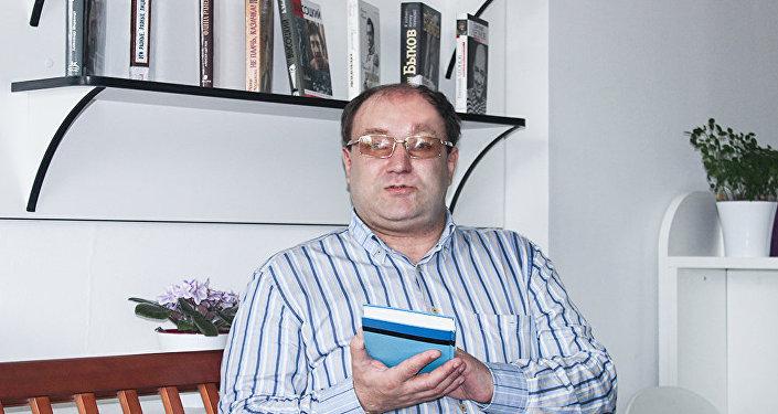 Иннокентий Адясов, политэксперт