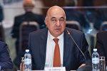 Председатель Фонда стран Черного и Каспийского морей, профессор, доктор юридических наук Чингиз Абдуллаев
