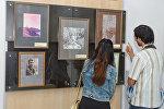 Открытие выставки Государственного музея-заповедника С.А. Есенина Мой край, задумчивый и нежный…