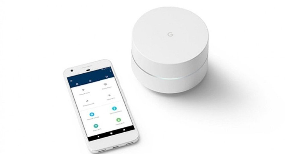 Google Wi-Fi adlanan yeni cihaz