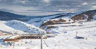 Шахдаг - горнолыжный курорт в Азербайджане