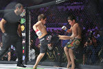 Qroznıda uşaqlar arasında MMA döyüşləri