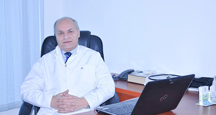 Image result for Həkim, pediatr Vaqif Qarayev