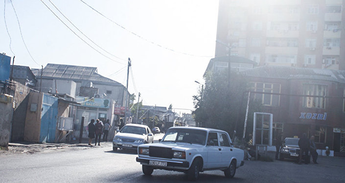 Binəqədi rayonu ərazisində yerləşən Xutor qəsəbəsi