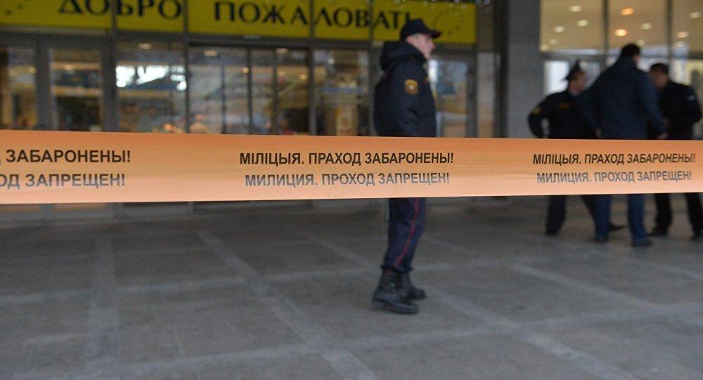 Возбуждено уголовное дело пофакту убийства в коммерческом центре Минска