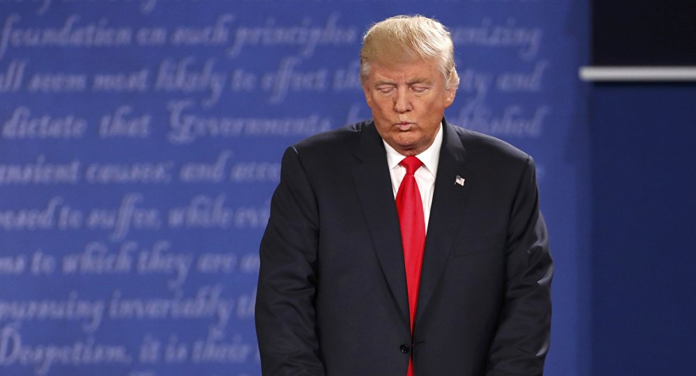 ВСША трое женщин Трампа обвиняют в половых домогательствах