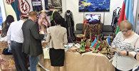 22-ci Daşkənd Beynəlxalq Turizm yarmarkasında Azərbaycan təmsil olunub