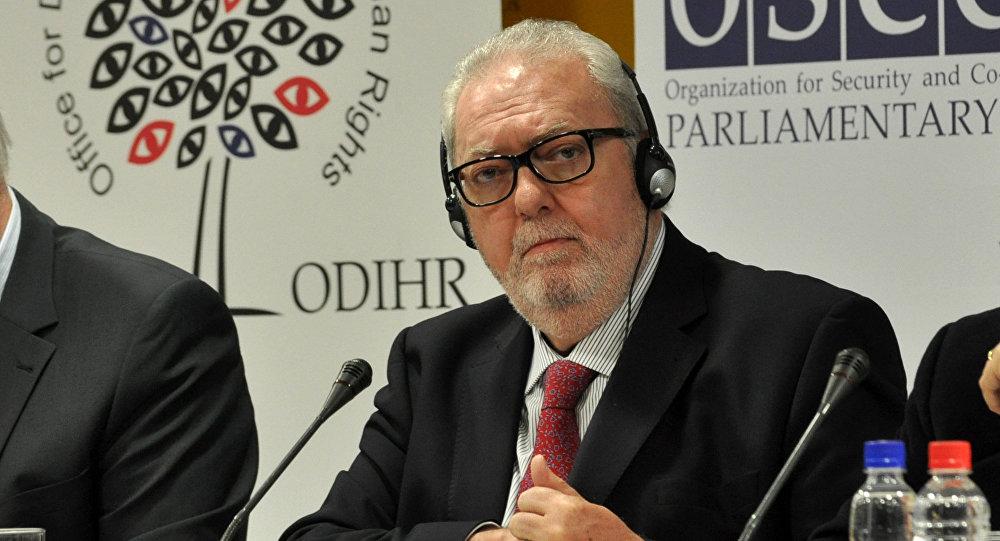 ВКиеве негодуют: президентом ПАСЕ переизбран «пророссийский» Педро Аграмунт