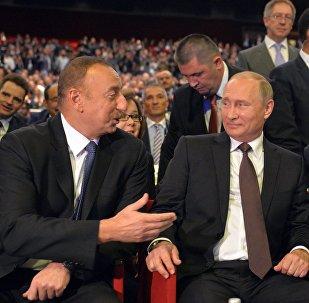 Putin, Ərdoğan və Əliyev