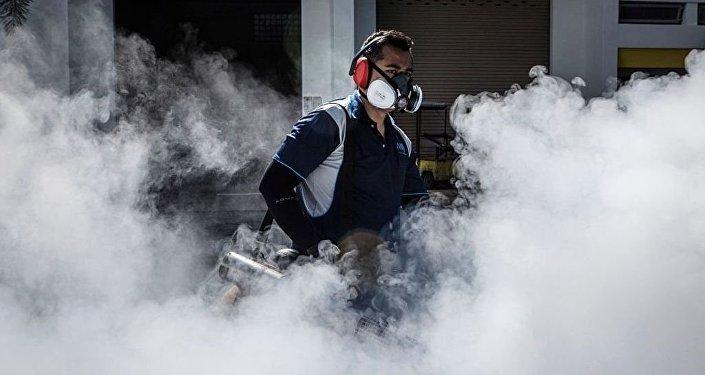 Zika virusuna qarşı görülən tədbir