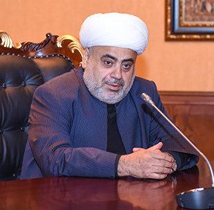 Шейхульислам Аллахшукюр Пашазаде, архивное фото