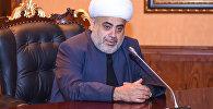 Председатель Управления мусульман Кавказа шейх уль-ислам гаджи Аллахшукюр Пашазаде