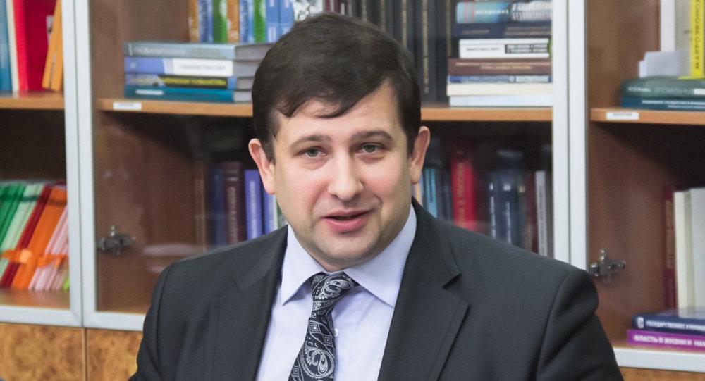 Профессор МГУ Андрей Манойло
