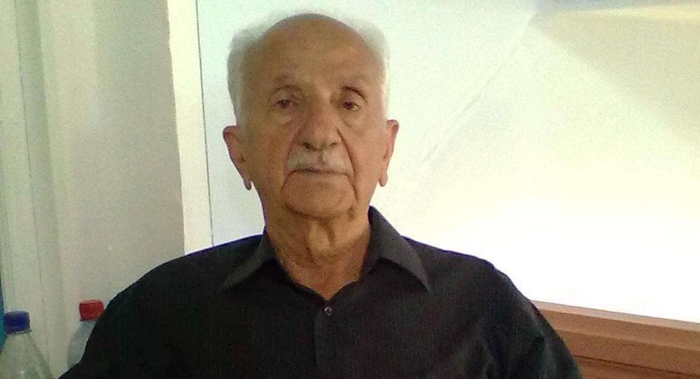 Professor Qüdrət Əbdülsəlimzadə, arxiv şəkli