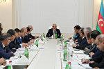 Расширенное заседание коллегии в Министерстве экономики Азербайджана