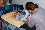 Гюлай вместе с сыном