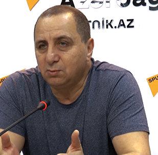 Дегтярь: Баку - город, в котором не закрываются двери