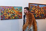Выставка Интигама Агаева Мои воспоминания