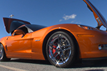 Рев моторов и блеск хрома – в США прошел парад всех моделей Chevrolet Corvette