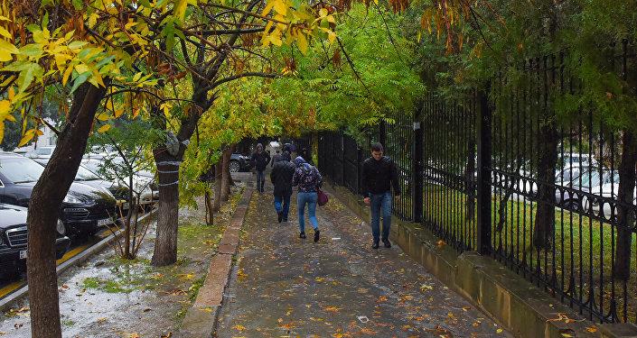 Встолице Азербайджана снова будет дождливо