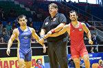 Güləşçilərimiz Qitələrarası Kubok turnirindən 1 gümüş medalla qayıdıb