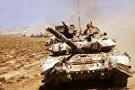 Tank bölmələri döyüş vərdişlərini təkmilləşdirir