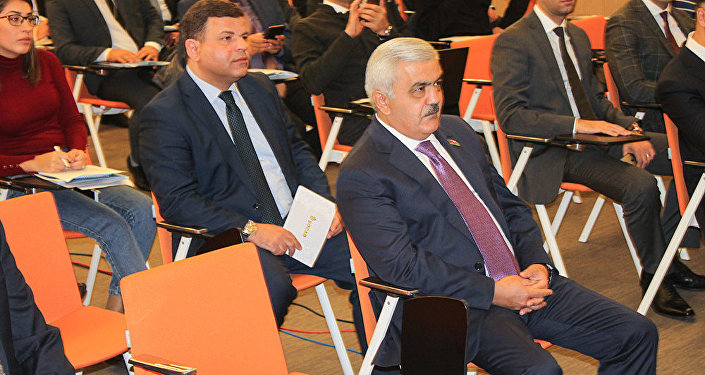 Президент Государственной нефтяной компании Азербайджана Ровнаг Абдуллаев