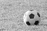 Футбольный мяч, архивное фото