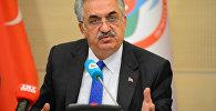 AKP sədrinin müavini Hayati Yazıçı