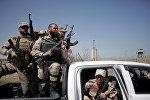 Misirin Sina yarımadasında silahlı qruplar