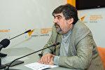 Председатель Общественного объединения в помощь образованию водителей Фазиль Мамедов