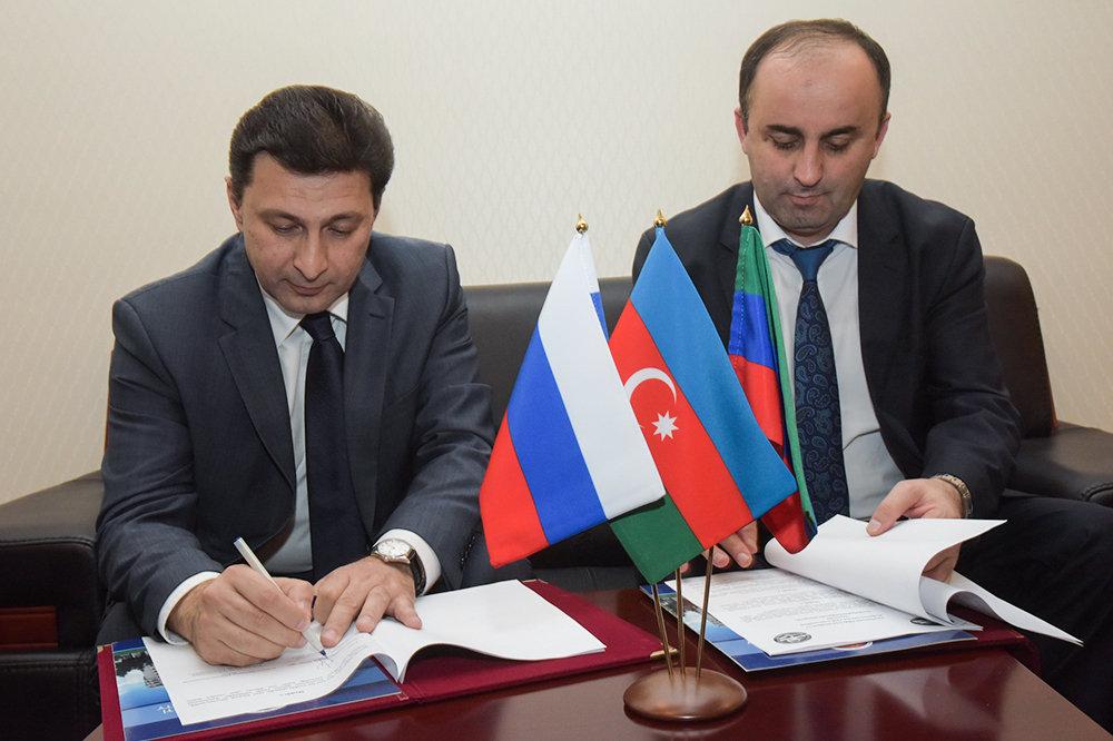 ATU və Dağıstan Dövlət Tibb Akademiyası arasında əməkdaşlığa dair müqavilə imzalanıb