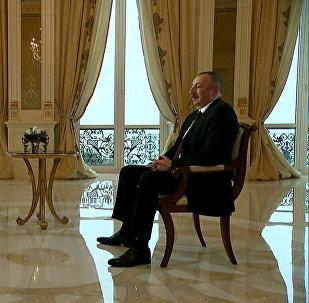 Azərbaycan Prezidenti Sputnik-in fəaliyyətindən məmnundur
