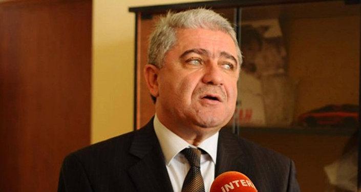 Korrupsiyaya Qarşı Mübarizə Fondunun icraçı direktoru Vasif Mövsümov