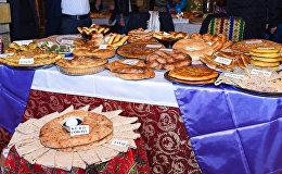 Фестиваль хлеба в Баку