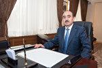 Azərbaycan prezidentinin ictimai-siyasi məsələlər üzrə köməkçisi Əli Həsənov, arxiv şəkli