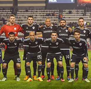 Футбольный матч Карабах – ПАОК (Греция)