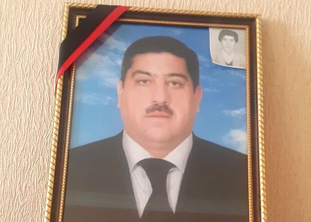 Mərhum Məhəmməd Vəliyev