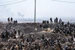 Mosulu İŞİD-dən azad etmə əməliyyatına qatılan ABŞ əsgərləri