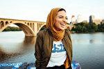 Мода на хиджабы, архивное фото