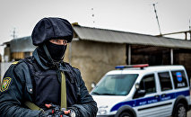 Спецназовец, архивное фото
