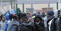 Fransanın şimalında yerlәşәn Calais qaçqın düşərgəsi