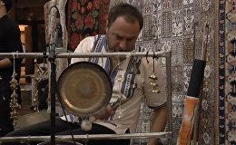 Грузинский этно-джаз прозвучал в Баку