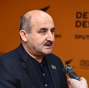 Deputat Çingiz Qənizadə