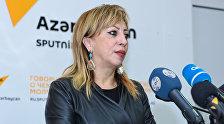 Директор Государственного музея музыкальной культуры Азербайджана Алла Байрамова