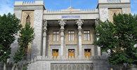 Здание Министерства Иностранных Дел Ирана, архивное фото