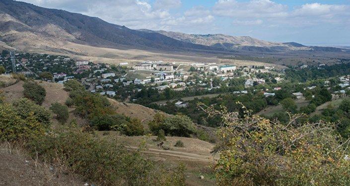 Оккупированный Ходжавендский район Азербайджана, архивное фото