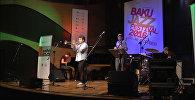 Baku Jazz Festival 2016 объединил молодых исполнителей